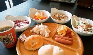 kaikehotel-westernbreakfast